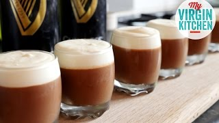 GUINNESS CHOCOLATE SHOOTERS
