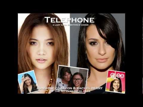 Charice (Sunshine Corazon) & Lea Michele (Rachel Berry) - Telephone