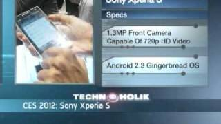 Sony Xperia S and Sony Xperia Ion - Technoholik