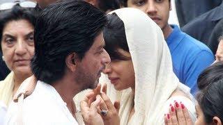 Shahrukh Khan, Deepika, Shahid Kapoor, Ranbir, Ranveer attend Priyanka Chopra's father's funeral