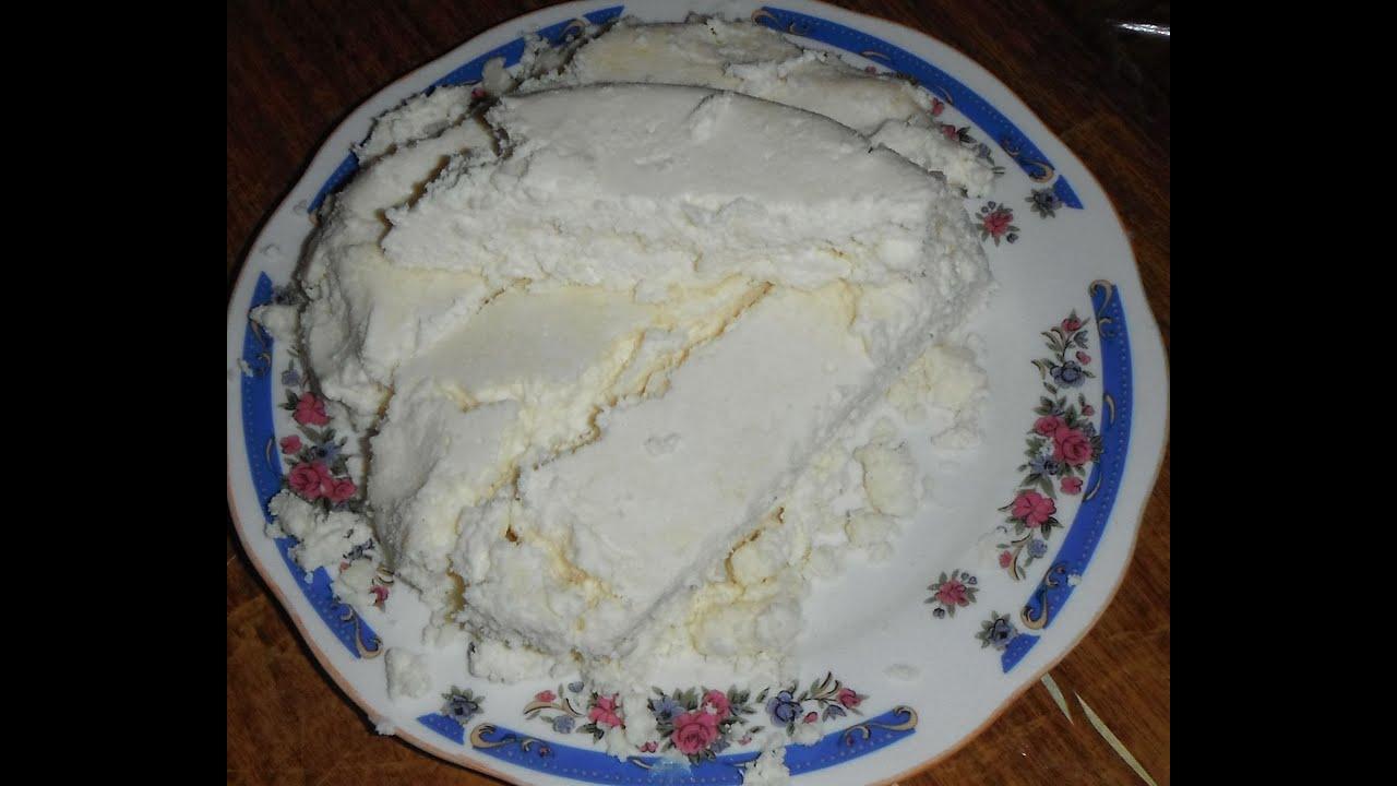 Рецепт сыра из творога в микроволновке