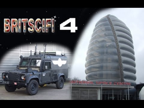 National Space Centre: BritSciFi 4