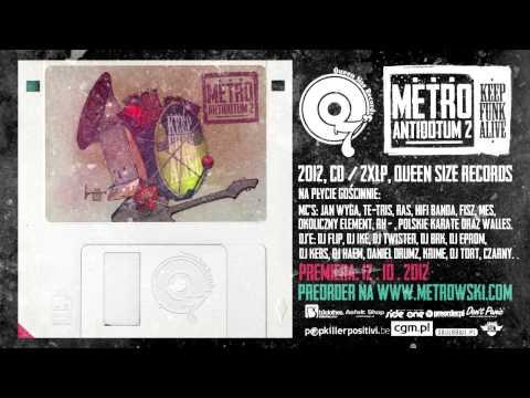 Music video METRO   11   RĘKA NOGA MÓZG NA ŚCIANIE POLSKIE KARATE DJ HAEM   ANTIDOTUM 2 KEEP FUNK ALIVE - Music Video Muzikoo