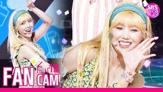 [안방1열 직캠] 오마이걸 미미 'BUNGEE(Fall in Love)' (OH MY GIRL MIMI Fancam)ㅣ@SBS Inkigayo_2019.8.18