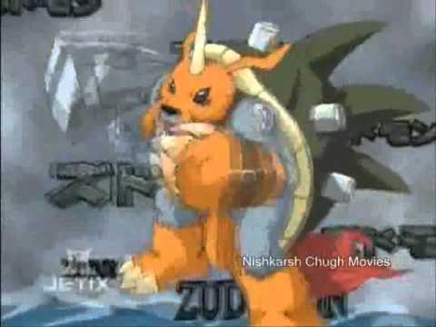 Digimon Adventures 01 Hindi  Episode #36 Hq video