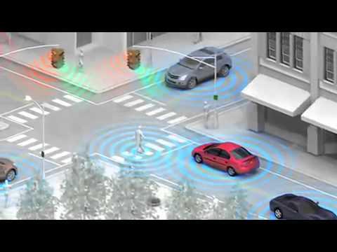 Wi-Fi спасет пешеходов и велосипедистов от столкновения с автомобилем