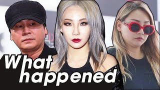 What Happened to CL