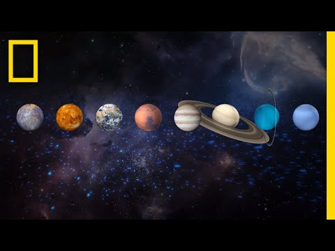 Solar System 101   National Geographic