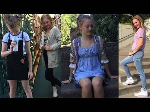 BACK TO SCHOOL Outfits 2017. Outfit Ideas for Middle School   TILLY BEE