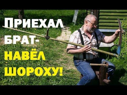 ПРИЕХАЛ БРАТ-НАВЁЛ ШОРОХУ!