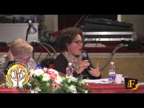 Rosy Bindi e Nicoletta Dentico: