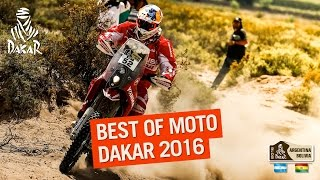 Bike/Moto - Best Of Dakar 2016