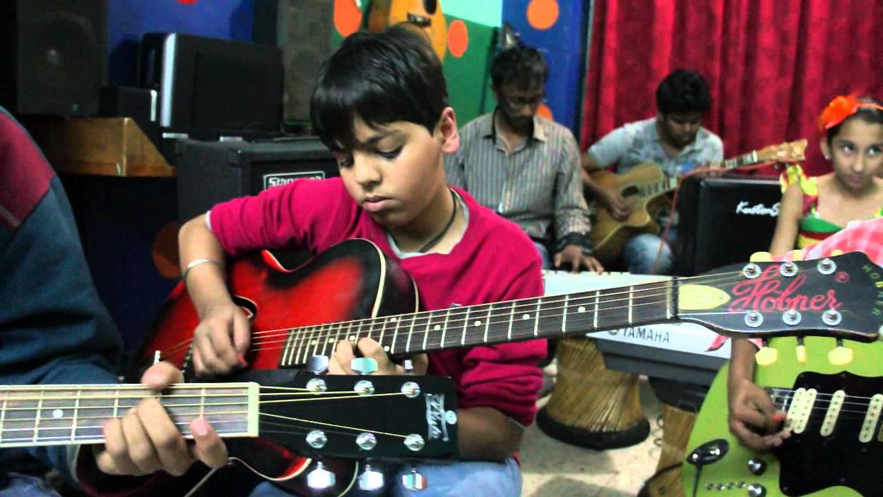 Kabhi Jo Badal Barse Guitar u0026 Piano Cover - YouTube