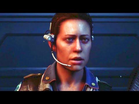 Alien Isolation - Speed Run, No Killing, No Deaths, Hard Walkthrough, Mission 8