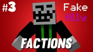 JailMine Factions - #3 Raiding a Fake Ally