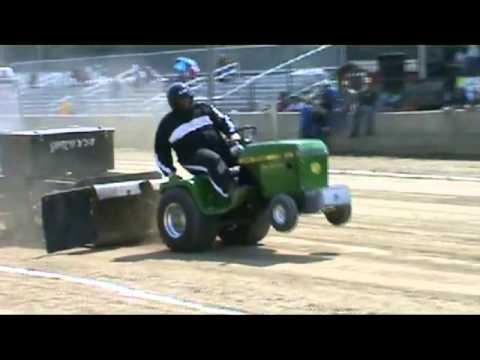 County Fair Productions Washington County Fair Tractor