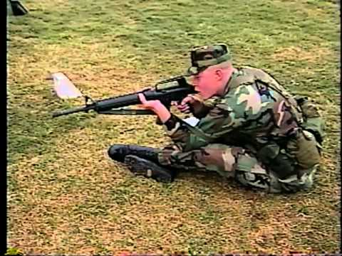 How to Shoot a Gun - U.S. Marine Corps Rifle Training - Official Video [FULL]