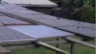 Nigerian solar power system