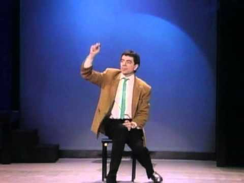 Rowan Atkinson Live - Elementary dating Music Videos
