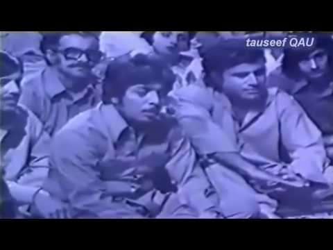 Asad Amanat Ali Khan Live In Nikhar(ptv)-- Insha Ji Utho Ab Kooch Karo Is Shehar Main video