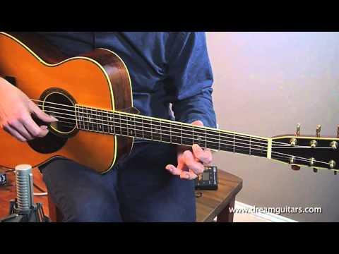 Mini-Lesson with Clive Carroll - Blues Riff