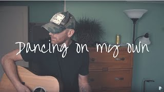 Download Lagu Dancing On My Own Calum Scott // Robyn (Cover by Derek Cate) Gratis STAFABAND