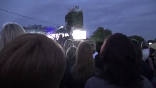Take That - Cry - Hyde Park July 2016