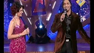 Shoaib Akhter singing in india