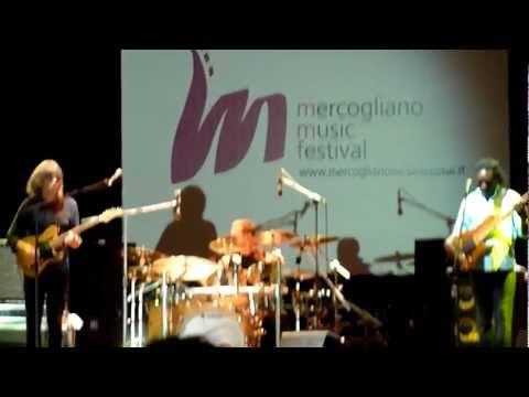 Mike Stern / Richard Bona Band - Mercogliano Music Festival 2012