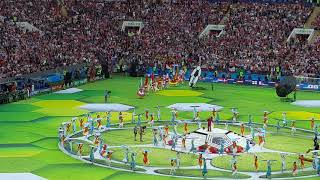 FIFA World cup 2018 opening ceremony (Fan Cam)