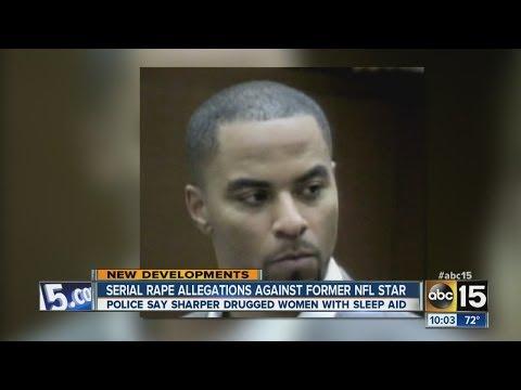 Police say Darren Sharper drugged women with sleep aids