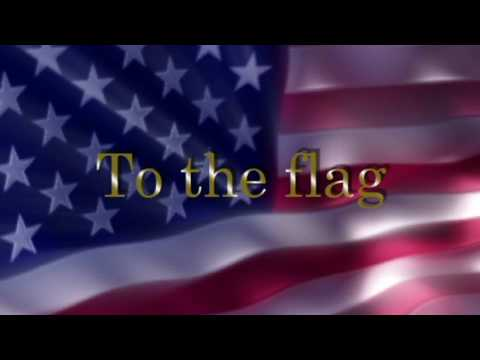 Pledge of Allegiance by Red Skelton 1969 Video