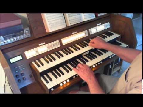 Nearer, My GOD, To Thee (Tune BETHANY) Beautiful Organ & Chimes