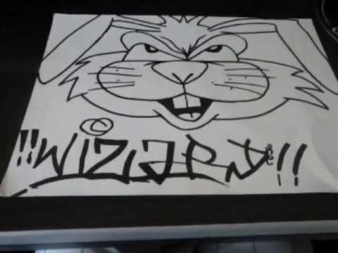 comment dessiner wizard