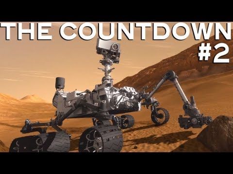 Gamma Rays, Meteors and More! - The Countdown #2
