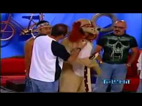guerra de chiste y el perro guarumo parte 2