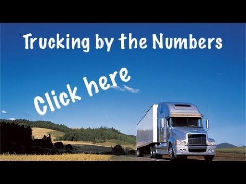 TRUCKING by the NUMBERS #1 Truck Practical vs Short miles