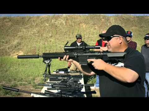 Silencer School: Remington & AR -10