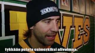 Ilveksen NHL-Vahvistus Max Talbot 7.11.2012