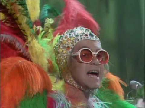 Elton John y los Muppets