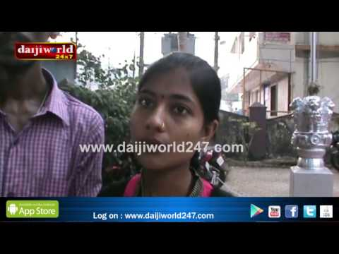 Udupi: Lovers marry - Parents fail to woo girl as police intervene_Daijiworld TElevision