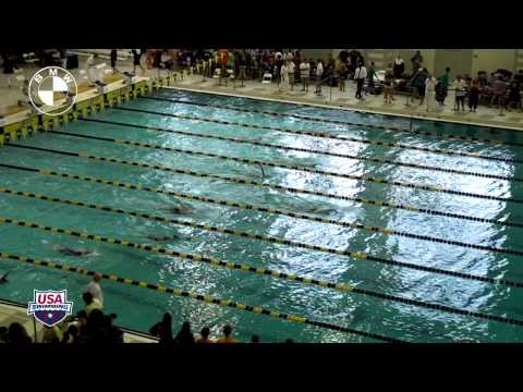Women s 400m Individual Medley C Final - 2012 YMCA Long Course National Championships