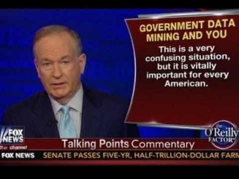 O'Reilly Slams 'Unconstitutional' NSA Surveillance: 'Should Be Shut Down Immediately'