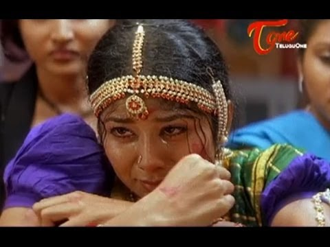Khadgam Comedy Scene | Raghu Babu Rape Attempt On Hot Sangeetha...