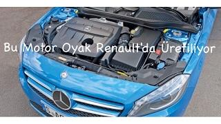 Mercedes Benz Neden Renault Motoru Kullanıyor ?  DİKKAT!! ÖN YARGILARINIZI KIRABİLİRİZ