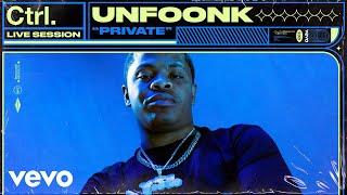 Download Unfoonk - Private (Live Session) | Vevo Ctrl Mp3/Mp4