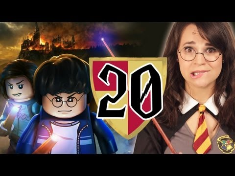 Lets Play Lego Harry Potter Years 5-7 - Part 20