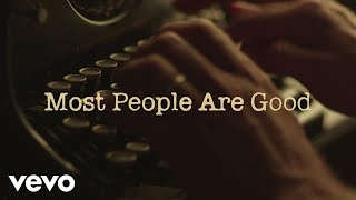 Download Lagu Luke Bryan - Most People Are Good (Lyric Video) Gratis STAFABAND