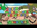 Youtube Thumbnail The Mama Luigi Project - Super Mario World Reanimated Collab 2017 (OFFICIAL VIDEO)