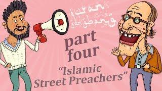 Qur'an Gangbang episode 4: Islamic Street Preachers